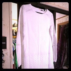 White Ralph Lauren Dress size 4